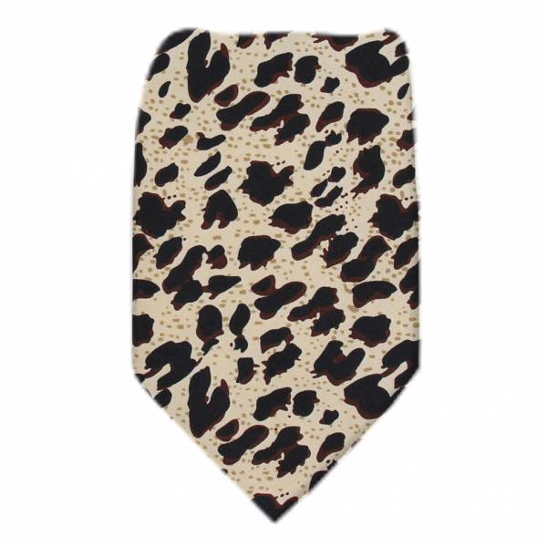 Leopard Extra Long Tie Ties