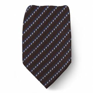 Boys Striped Tie