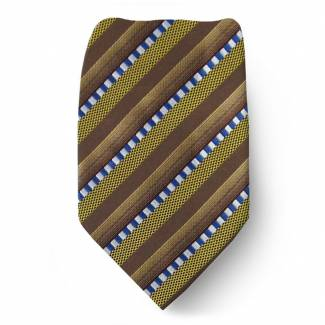 Boys Striped Tie