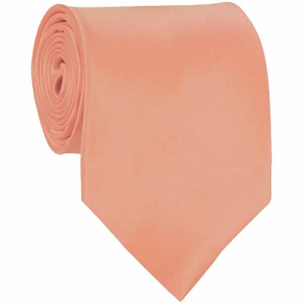 Mens Solid Tie Regular