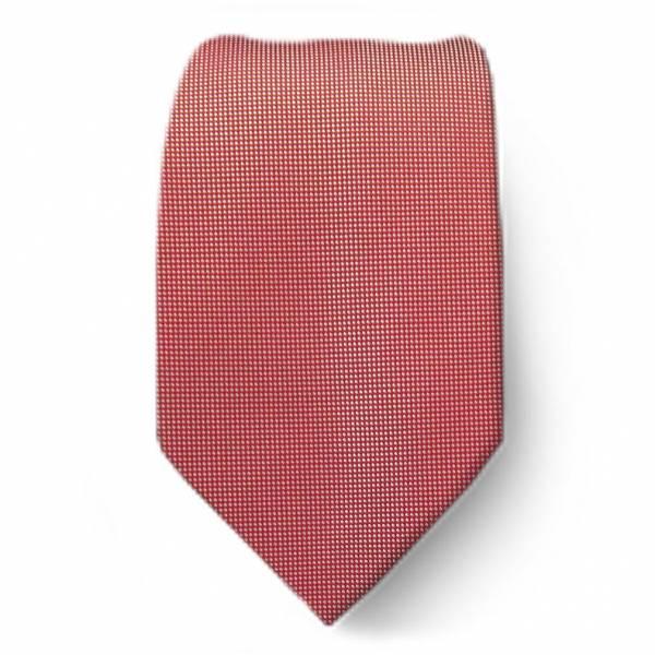 Red Solid Tie Regular
