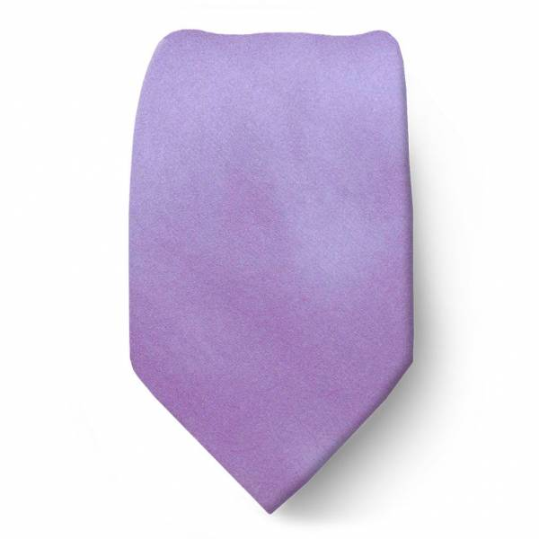 Lilac Boys Solid Tie Ties