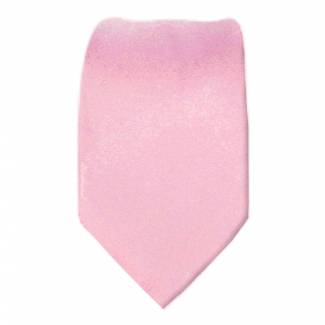 Pink Boys Solid Tie Ties