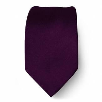 Eggplant Tie Ties