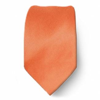 Coral Boys Solid Tie Ties