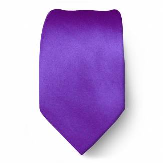 Boys Tie Purple Ties