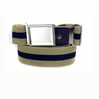 Made In U.S.A. Stripe Boys Belt Belts
