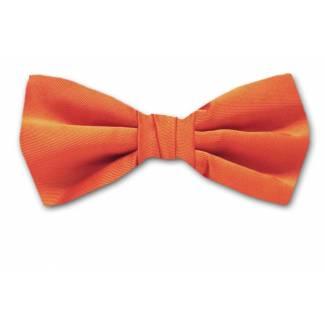 Coral Boys Bow Tie