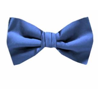 Boys Solid Pre Tied Bow Tie Pre Tied Bow Tie