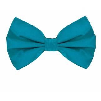 Silk XL Bow Tie Pre Tied Big & Tall