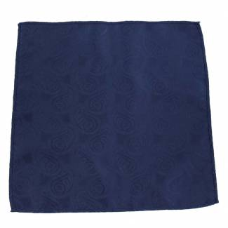 Navy Pocket Square Pocket Squares