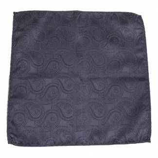 Charcoal Pocket Square Pocket Squares