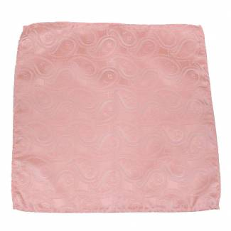 Peach Pocket Square Pocket Squares