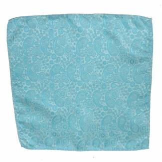 Turquoise Pocket Square Pocket Squares