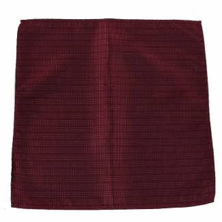 Burgundy Pocket Square Pocket Squares