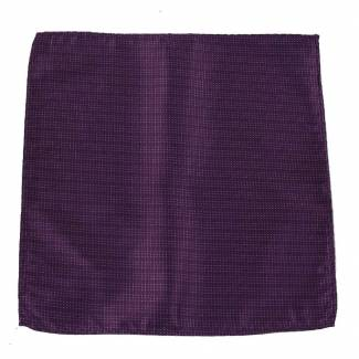 Eggplant Pocket Square Pocket Squares