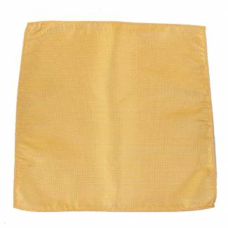 Yellow Pocket Square Pocket Squares