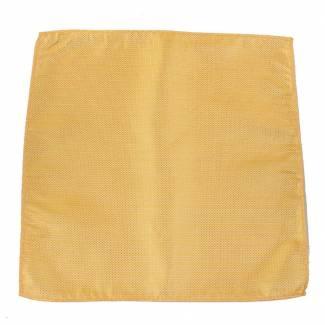 Yellow Pocket Square Pocket Squares