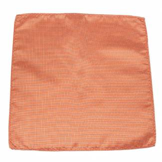 Orange Pocket Square Pocket Squares