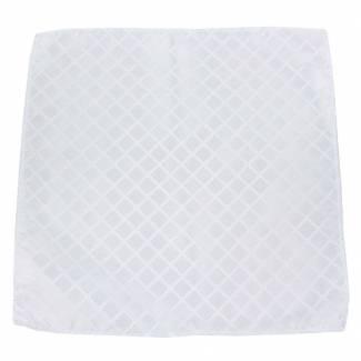 White Pocket Square Pocket Squares