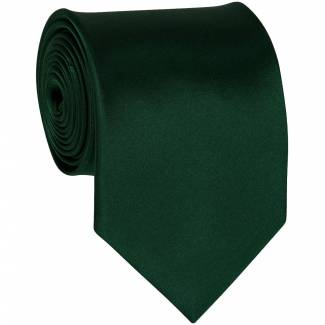 Solid Extra Long Tie Ties