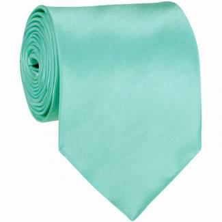 Aqua XL Mens Tie