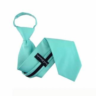 Solid Extra Long Zipper Tie Zipper Ties
