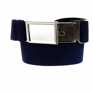 Made In U.S.A. Solid Boys Belt Belts
