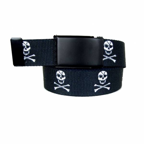 Made In U.S.A. Casual Novelty Belt