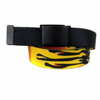 Made In U.S.A. Casual Novelty Belt