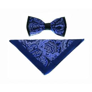 Bow Tie Hanky Set