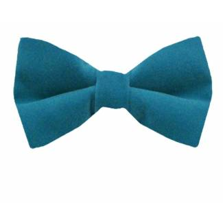 Velvet Pre Tied Bow Tie