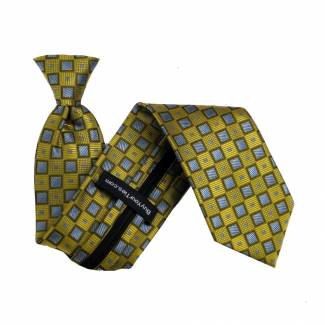 Boys (3 8 yr ) Clip On Tie Clip On Tie 11 inch