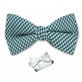 Cotton Pre Tied Bow Tie