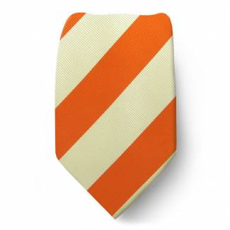 XL College Stripe tie