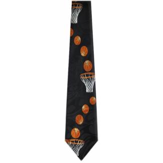 Basketball Tie Sports Ties