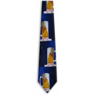 Beer Mugs Tie Food Ties