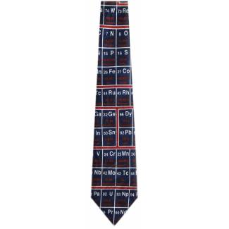 Periodic Table Tie Occupation Ties