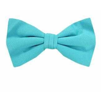 XL Self Tie Bow Gray Self Tie Big & Tall