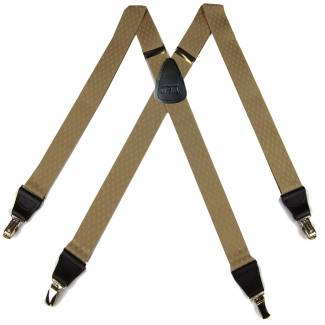 Diamond Suspenders 1.50 inch Made in U.S.A