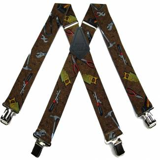 Trades Suspenders 2.00 inch Made in U.S.A