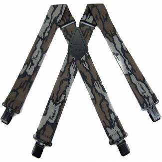Camo Suspenders 2.00 inch Made in U.S.A