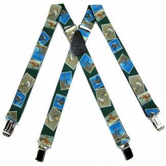 Duck Suspenders 1.50 inch Made in U.S.A