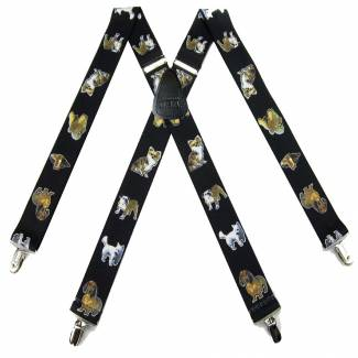 Dog Suspenders 1.50 inch Wide