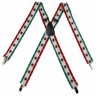 Mexico Suspenders 1.50 inch Made in U.S.A