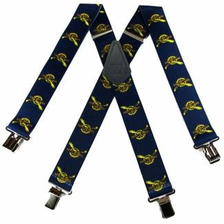 Navy Seal Suspenders 2.00 inch Made in U.S.A