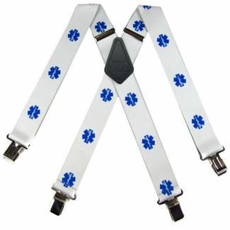 EMT Suspenders 2.00 inch Made in U.S.A