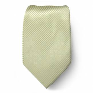 Olive Solid Tie Regular