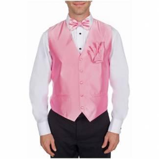 Vest Bow Tie  Hanky