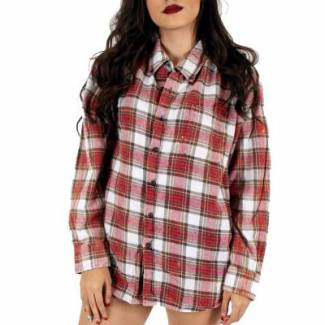 Vintage Flannel Shirt Chest: 25 inches Flannel Shirt